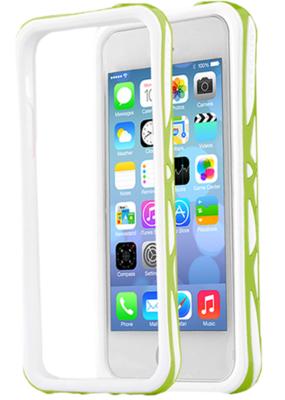 Чохол ITSkins Venum for iPhone 5C Green 1