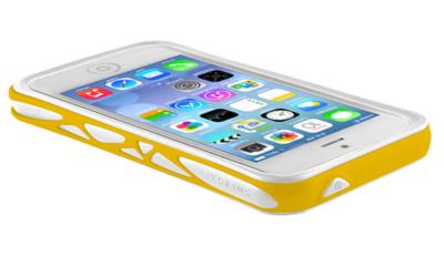 Чохол ITSkins Venum for iPhone 5C Yellow 1