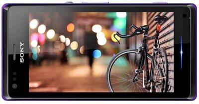Смартфон Sony Xperia M Dual C2005 Purple 3