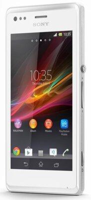 Смартфон Sony Xperia M Dual C2005 White 1