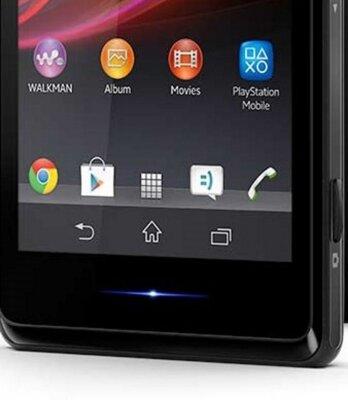 Смартфон Sony Xperia M Dual C2005 Black 3
