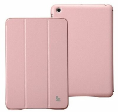 Чехол Jison Case Executive Smart Case for iPad Air Pink 1