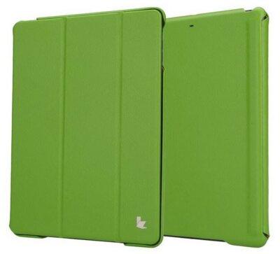 Чохол Jison Case Executive Smart Case for iPad Air Green 1
