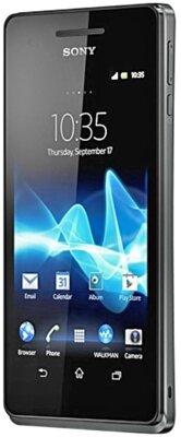 Смартфон Sony Xperia V LT25i Black 1