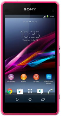 Смартфон Sony Xperia Z1 Compact D5503 Pink 2