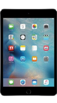 Планшет Apple iPad mini 4 A1550 Wi-Fi 4G 16GB Space Gray 1