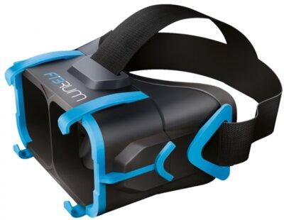Шлем виртуальной реальности Fibrum Pro Black 1