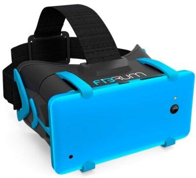 Шлем виртуальной реальности Fibrum Pro Black 3