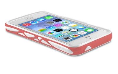 Чохол ITSkins Venum for iPhone 5C Pink 1