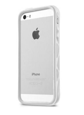 Чохол ITSkins Venum for iPhone 5/5S White 1