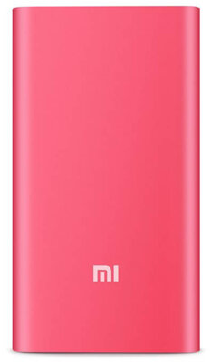 Мобільна батарея Xiaomi Mi Power Bank 5000 mAh Red 1