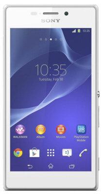 Смартфон Sony Xperia M2 D2305 White 2