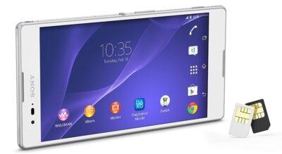 Смартфон Sony Xperia T2 Ultra Dual D5322 White 4