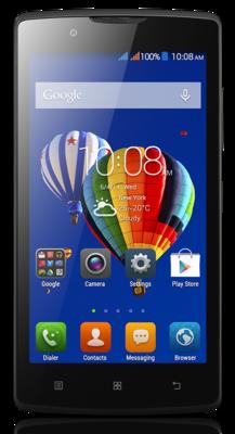 Смартфон Lenovo A2010 Black 1