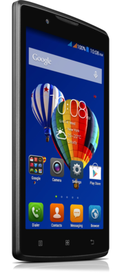 Смартфон Lenovo A2010 Black 2