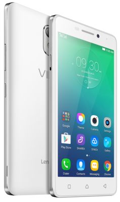 Смартфон Lenovo VIBE P1M White 2