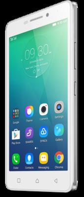 Смартфон Lenovo VIBE P1M White 3