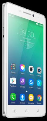 Смартфон Lenovo VIBE P1M White 4