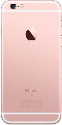 Смартфон Apple iPhone 6s 128GB Rose Gold 5