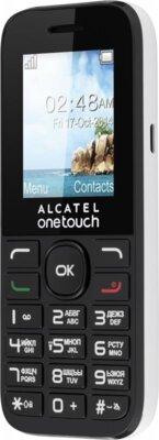 Мобильный телефон Alcatel 1016D WHITE 2