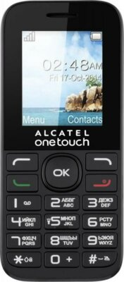 Мобильный телефон Alcatel 1016D WHITE 1