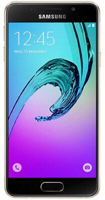 Смартфон Samsung Galaxy A3 (2016) SM-A310F Gold 1