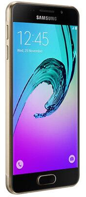 Смартфон Samsung Galaxy A3 (2016) SM-A310F Gold 3