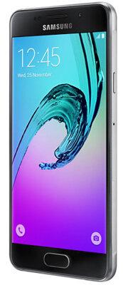 Смартфон Samsung Galaxy A3 (2016)  SM-A310F Black 2