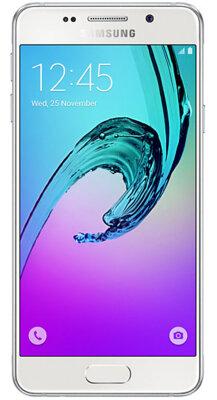 Смартфон Samsung Galaxy A3 (2016)  SM-A310F White 1
