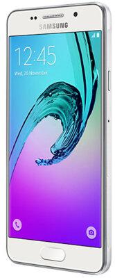 Смартфон Samsung Galaxy A3 (2016)  SM-A310F White 2