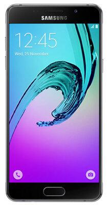 Смартфон Samsung Galaxy A5 (2016)  SM-A510F Black 1