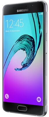 Смартфон Samsung Galaxy A5 (2016)  SM-A510F Black 2