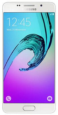 Смартфон Samsung Galaxy A5 (2016)  SM-A510F White 1