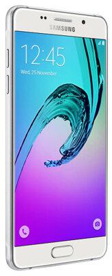 Смартфон Samsung Galaxy A5 (2016)  SM-A510F White 3