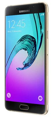 Смартфон Samsung Galaxy A7 (2016)  SM-A710F Gold 2