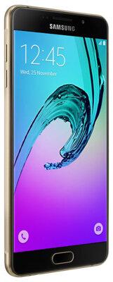 Смартфон Samsung Galaxy A7 (2016)  SM-A710F Gold 3