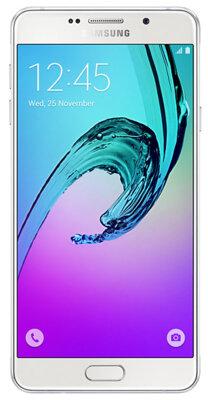 Смартфон Samsung Galaxy A7 (2016)  SM-A710F White 1