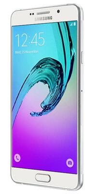 Смартфон Samsung Galaxy A7 (2016)  SM-A710F White 2