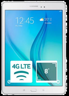 Планшет Samsung Galaxy Tab A 8.0 SM-T355 LTE(3G) 16GB White 1