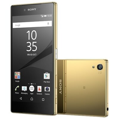 Смартфон Sony Xperia Z5 Premium Dual E6883 Gold 2