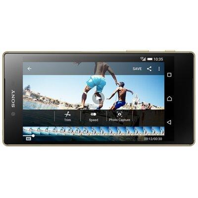 Смартфон Sony Xperia Z5 Premium Dual E6883 Gold 3