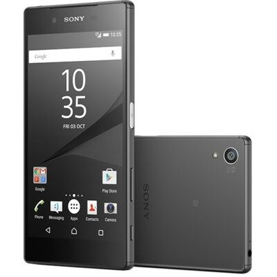 Смартфон Sony Xperia Z5 Dual E6683 Graphite Black 2