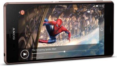 Смартфон Sony Xperia Z3+ Dual E6533 Copper 2