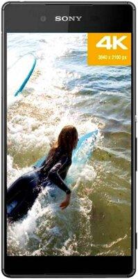 Смартфон Sony Xperia Z3+ Dual E6533 Black 1