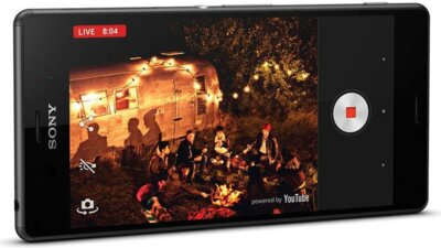 Смартфон Sony Xperia Z3+ Dual E6533 Black 2