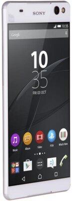 Смартфон Sony Xperia C5 Dual E5533 White 2