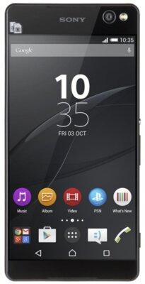 Смартфон Sony Xperia C5 Dual E5533 Black 1