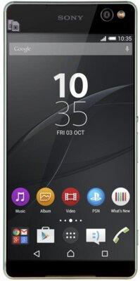 Смартфон Sony Xperia C5 Dual E5533 Mint 1