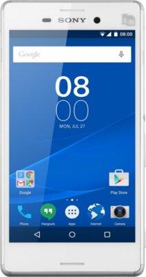Смартфон Sony Xperia M4 Aqua E2312 White 1