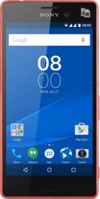 Смартфон Sony Xperia M4 Aqua E2312 Coral 1
